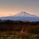 Mt. Etna in full glory, Sicily by Andrea Rapisarda