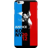 Justice KONY 2012 iPhone Case/Skin