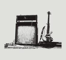 bass amp by MrWolfe