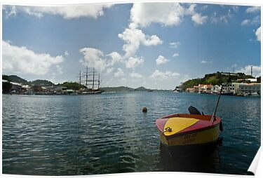 Bonair Bay  by barkeypf