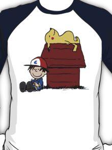 Pokenuts (Pokemon and Peanuts) T-Shirt