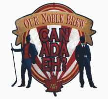 Canadian Noble Brew Eh! Kids Clothes