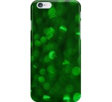 Mean Green iPhone Case/Skin