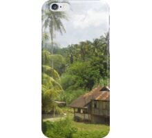 Jungle Clearing In Malaysia iPhone Case/Skin