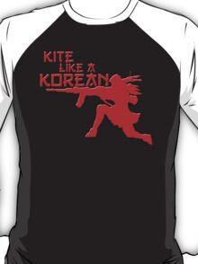 Kite Like a Korean T-Shirt