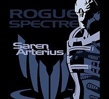 Mass Effect: Saren Arterius by spiritius