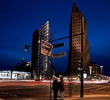 Potsdamer Platz, Berlin by Daniel Webb