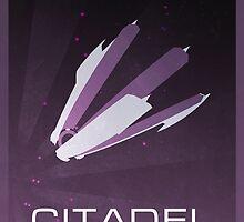 Mass Effect: Citadel by spiritius