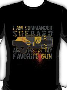 Mass Effect: Cain T-Shirt