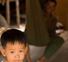 Khmer Kids by Adrianne Yzerman