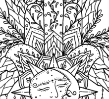 """""""Lascivious"""" by Timothy Von Senden  Sticker"""