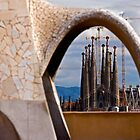 Sagrada Familia, Barcelona, Spain by Daniel Webb