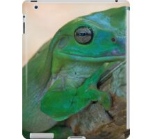 When you're smiling.... iPad Case/Skin