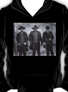 The Gunfight at the OK Corral in Tombstone Arizona T-Shirt