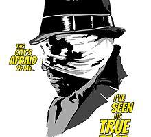 Rorschach - Watchmen by Gait44