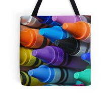 Contemporary Colors Tote Bag