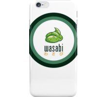 Wasabi iPhone Case/Skin