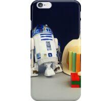 R2-D2 Birthday iPhone Case/Skin