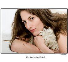 Liz Hurley lookalike Monika Kullig by MarkYoung