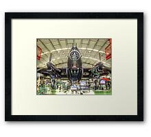 The Perth Lancaster 2  - HDR Framed Print