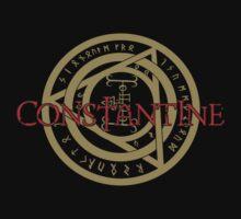 John Constantine - Sigil by prunstedler