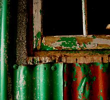 Trailer Window by SHOI Images