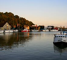 Port Stanley by kyndrafiasco