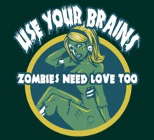 Use Your Brains by HeartattackJack