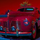 1940 Plymouth 5 (Christine) by Michael McCasland