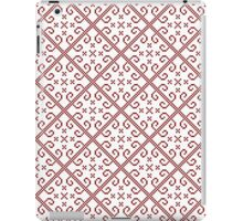 Traditional Pattern iPad Case/Skin