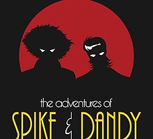 The Adventures of Spike & Dandy by Sid Eagle