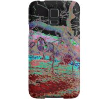 Horse in The Bankies Samsung Galaxy Case/Skin
