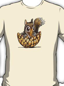 Squirrel In A Nutshell T-Shirt