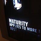 Maturity by Belinda Fraser
