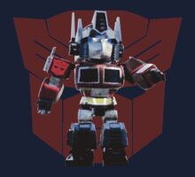 Transformers optimus prime deformed Kids Clothes