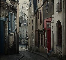 _ vieux quartier _ by Louise LeGresley