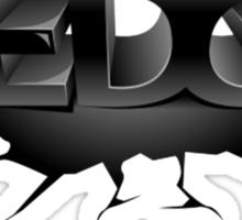 edward gaming Sticker