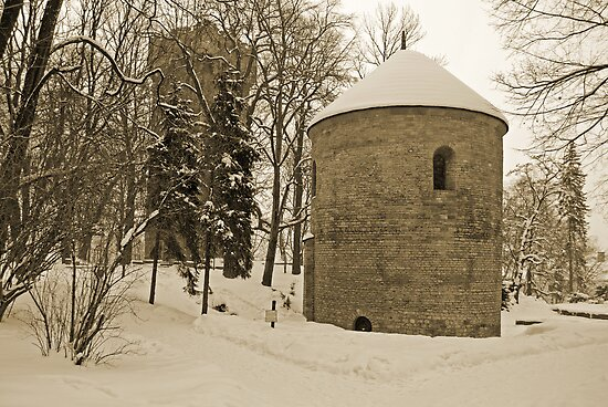 Cieszyn - castle magic by MarekM