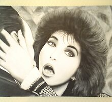 Kate Bush - The dreaming by dazzbarwise