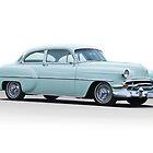 1954 Chevrolet 'Mild Custom' Coupe by DaveKoontz