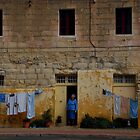 Laundry Day by RayFarrugia
