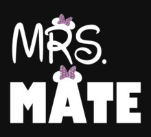 Mrs Mate by mccdesign