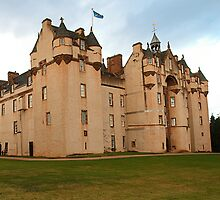 Fyvie Castle by Gordon Brebner