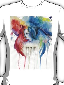 Give Me Love - Watercolor T-Shirt