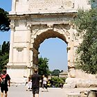 Arch of Titus, Rome, Italy by hojphotography