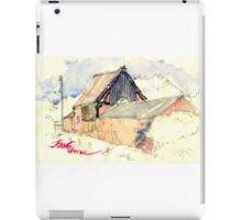 Edgmond Barn iPad Case/Skin