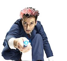 David Tennant Tenth Doctor Who by LordGloria