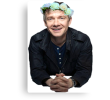 Martin Freeman John Watson The Hobbit Canvas Print