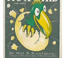 It's a bird! by musicmanmatt