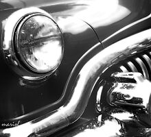 Classic Car 40 by Joanne Mariol